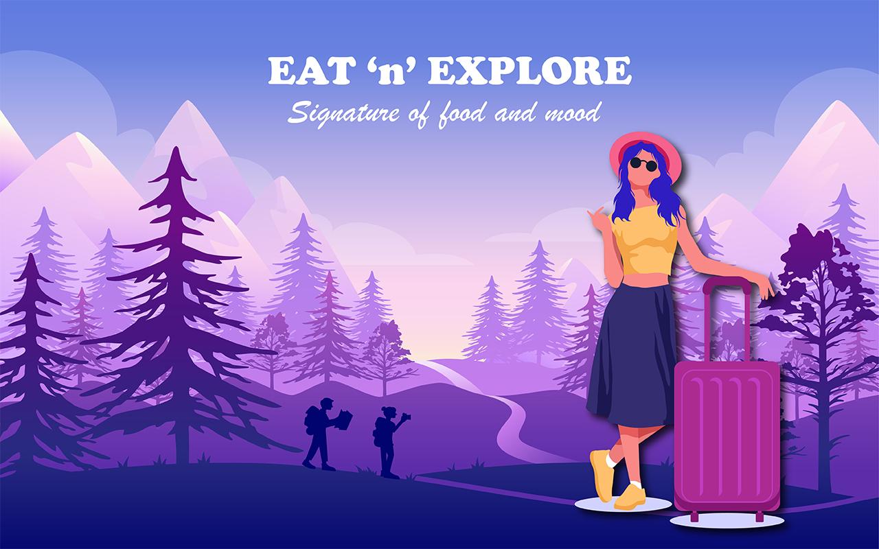 EatNExplore
