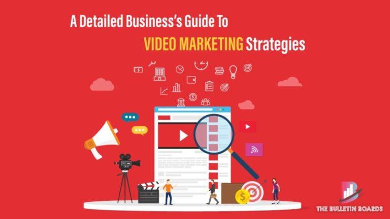 Video Marketing Strategies, the bulletin boards